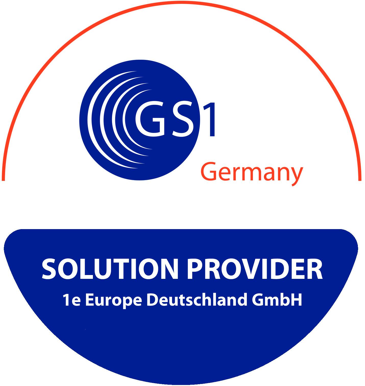 1eEurope_GS1_Zertifikat